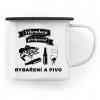 Enamel Mug Mockup by Bulbfish 08 Bonus
