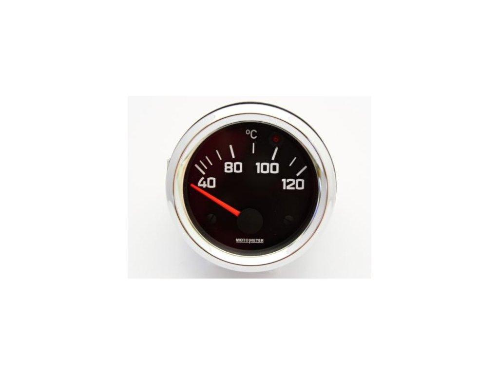 Teploměr motoru 60 mm 12V 120°C