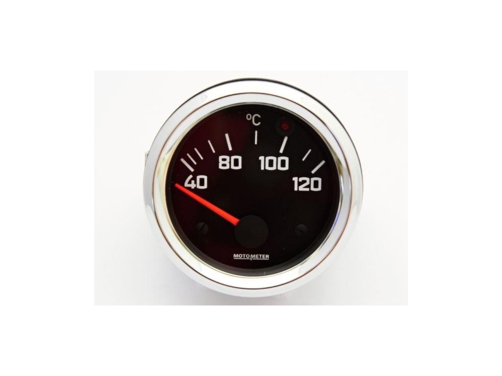 Tlakoměr olej 60 mm 0-25 bar,12 V