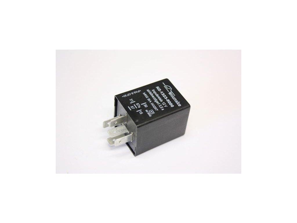 Impulsní relé 12V 3,5s  zpožděný odpad