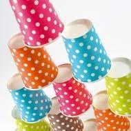 Papírové nádobí