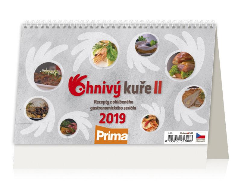 Stolní kalendáře 2019
