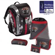 Školní batohy Hama Flexline