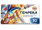 Temperové barvy, tempery