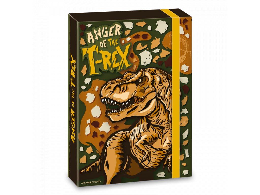 Ars Una Box na sešity T-Rex dinosaurus A5