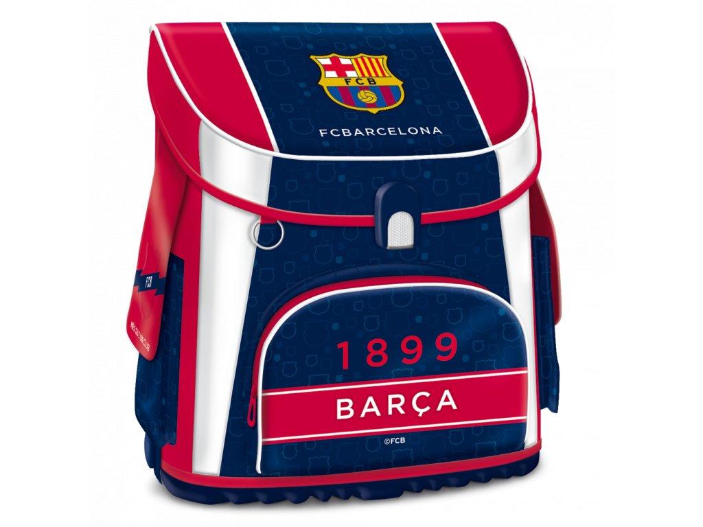 Školní aktovka pro prvňáčky Ars Una - FC Barcelona magnetic