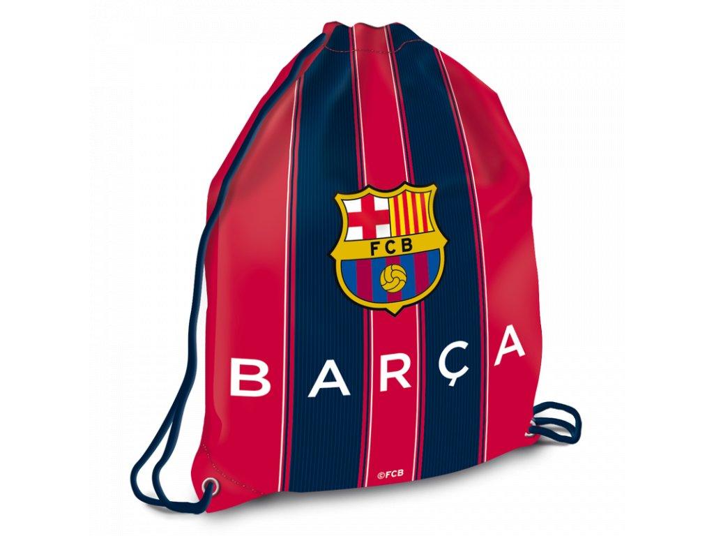 Sáček na přezůvky FC Barcelona