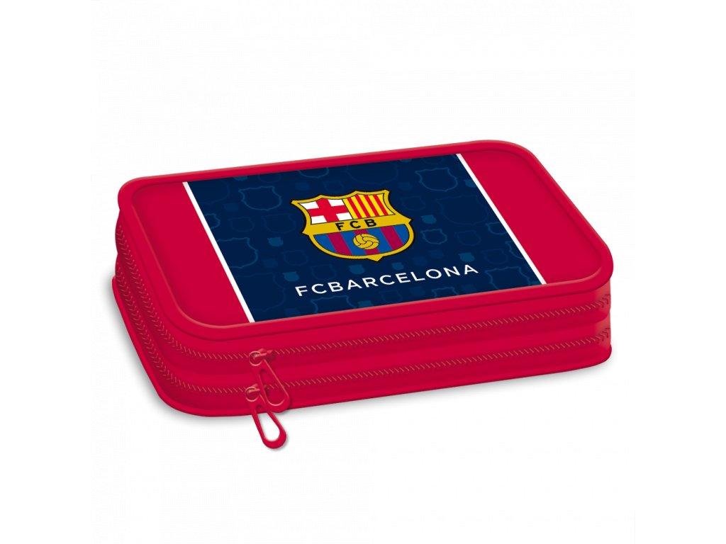 Penál FC Barcelona dvoupatrový