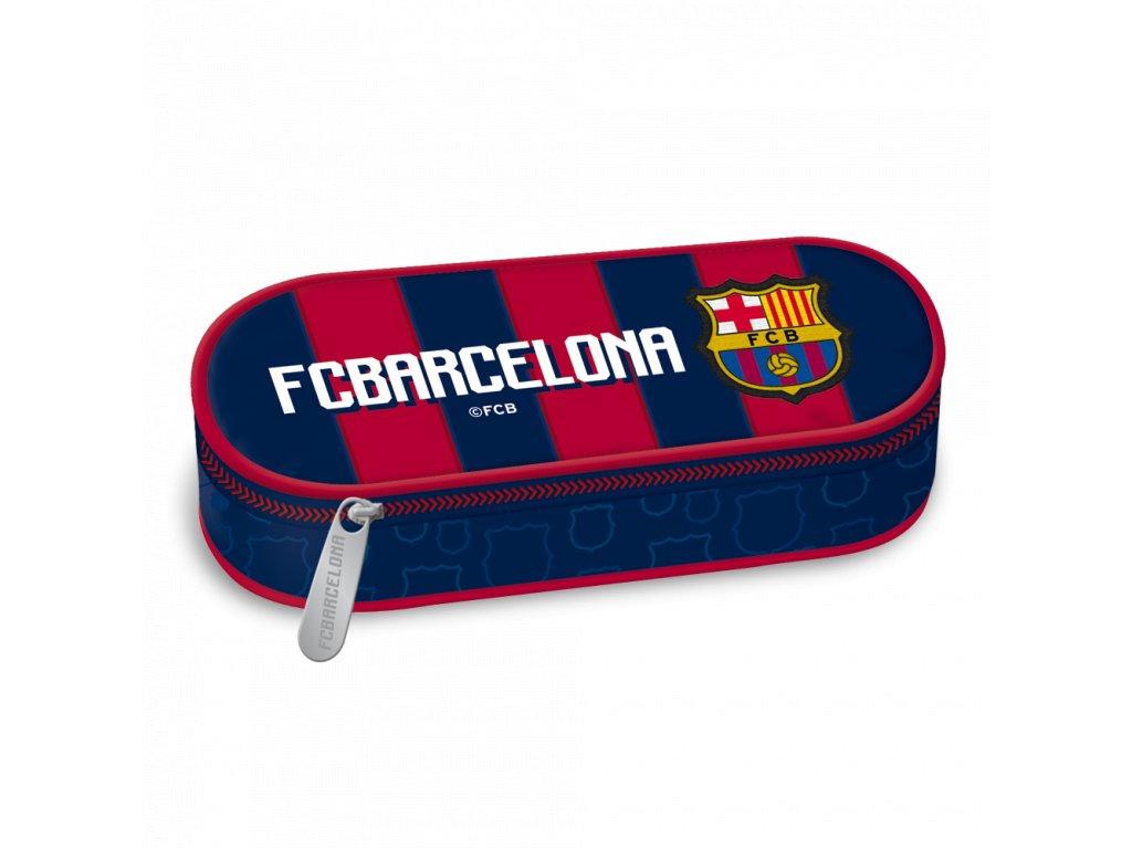 Penál FC Barcelona oválný
