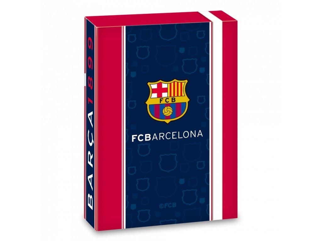 Box na sešity FC Barcelona A5