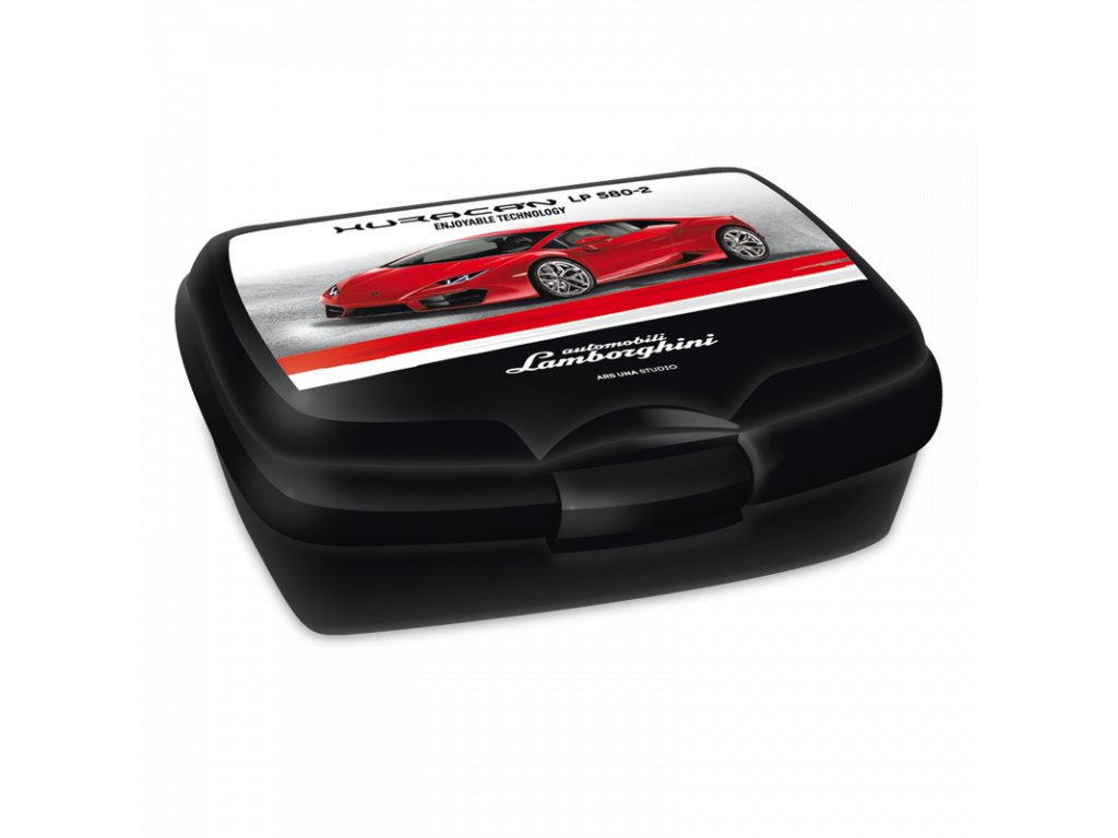 Svačinový box Lamborghini 17