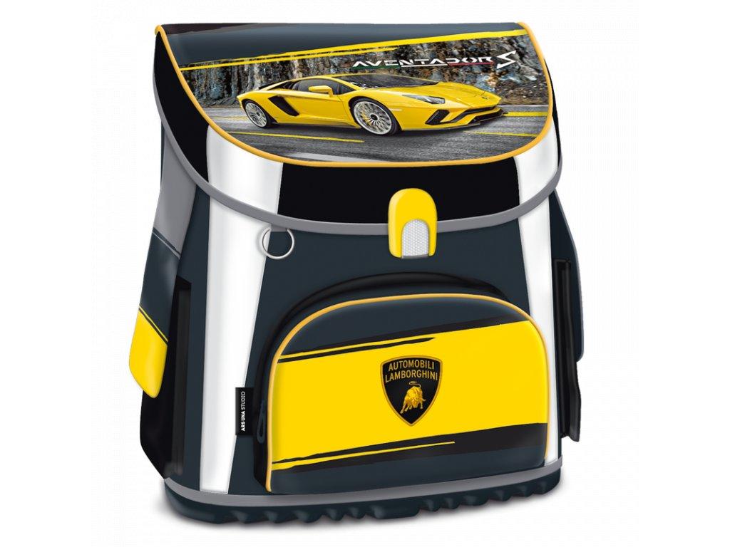 Školní aktovka pro prvňáčky Ars Una - Lamborghini 18 magnetic