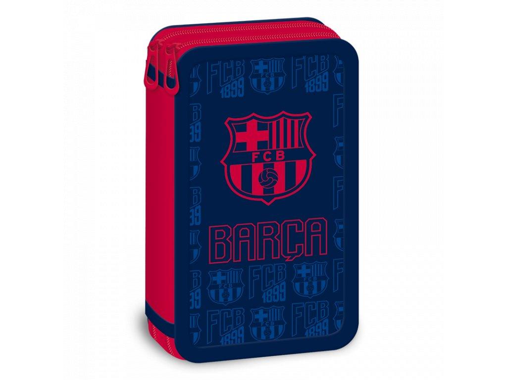 Penál FC Barcelona 18 dvoupatrový