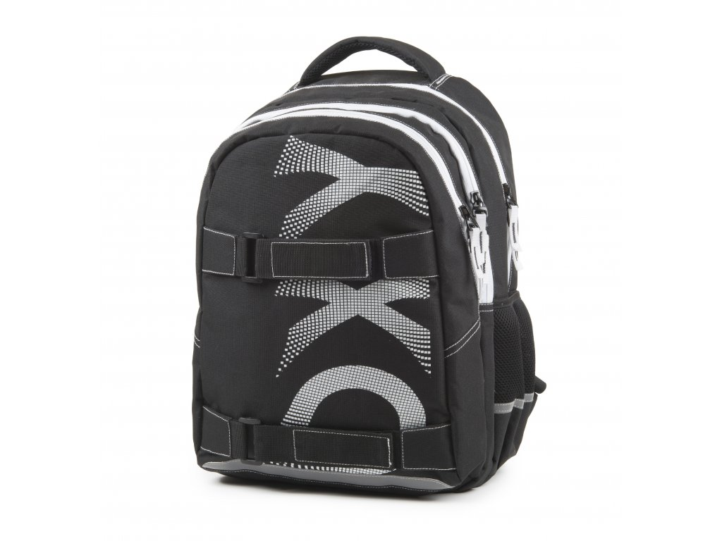 Studentský batoh OXY One Wind White