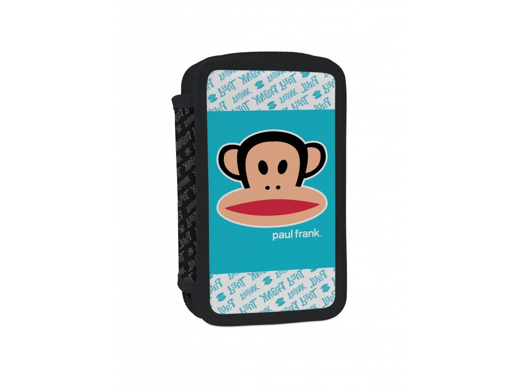 3 478 paul frank15 kids pencil case double