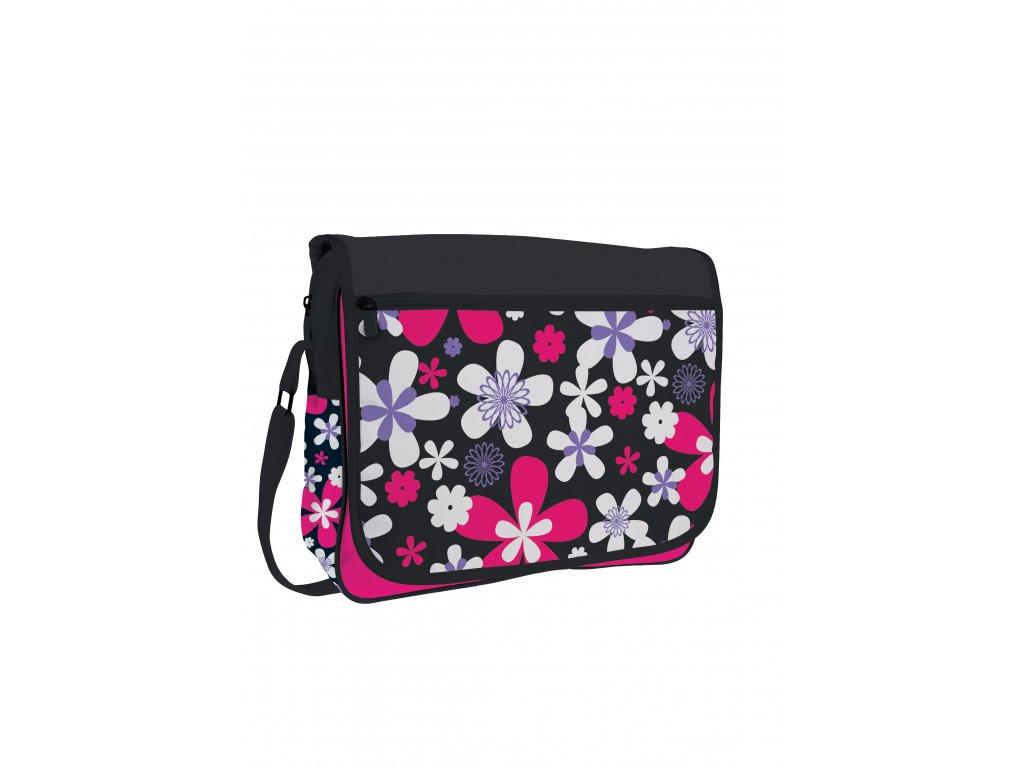 3 698 A flowers14 shoulder bag