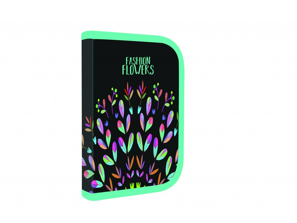 3 50717 kartonpp fashion flowers17 pencil case