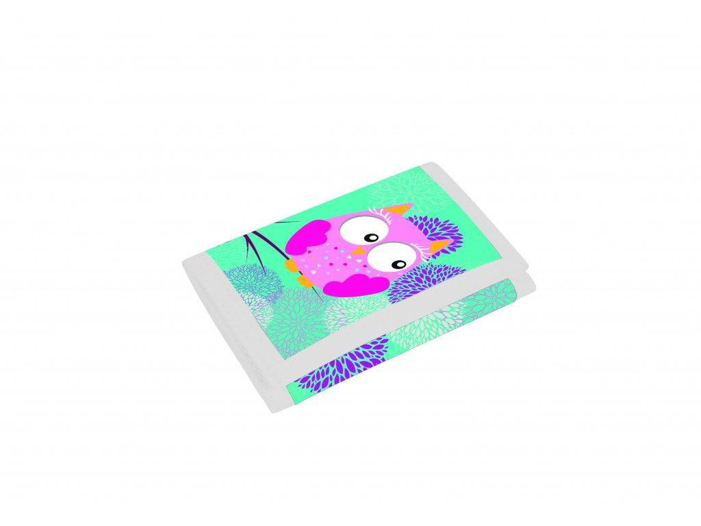 3 58617 kartonpp summer owl17 wallet