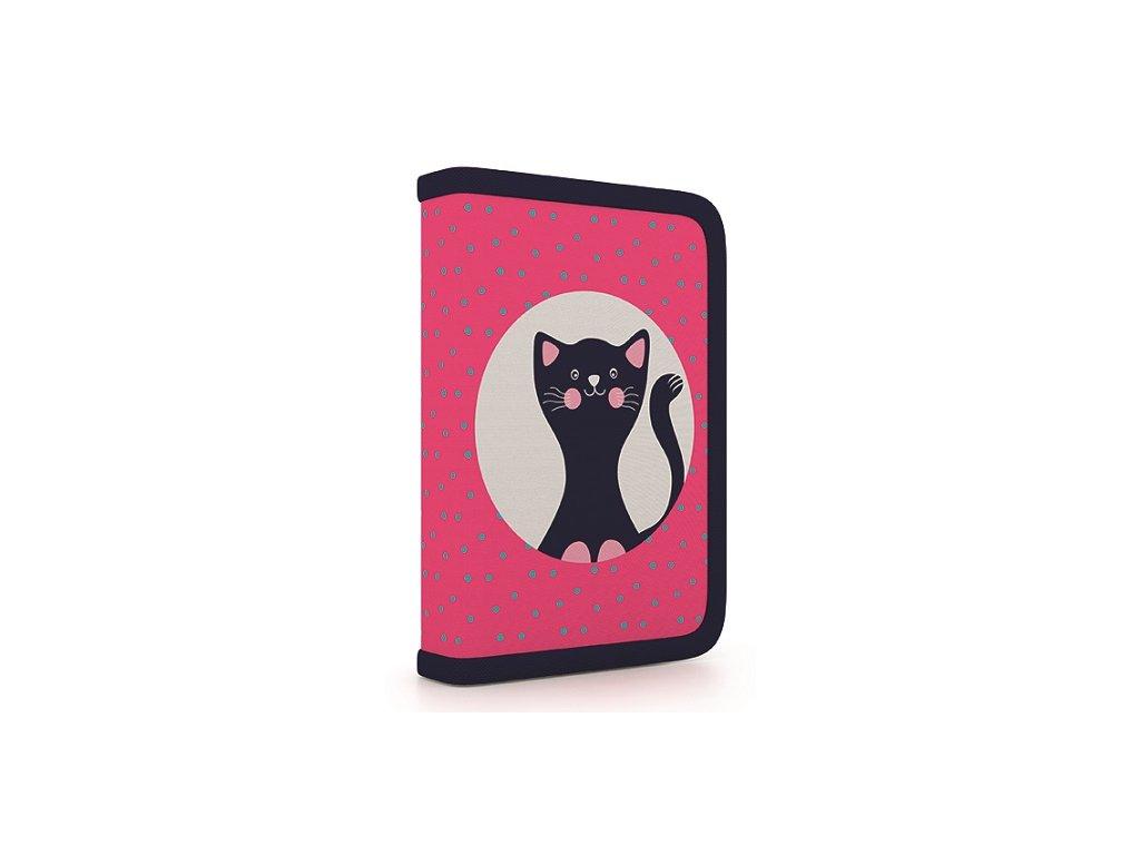 3 04418 karton pp oxy cats18 pencil case 3D front