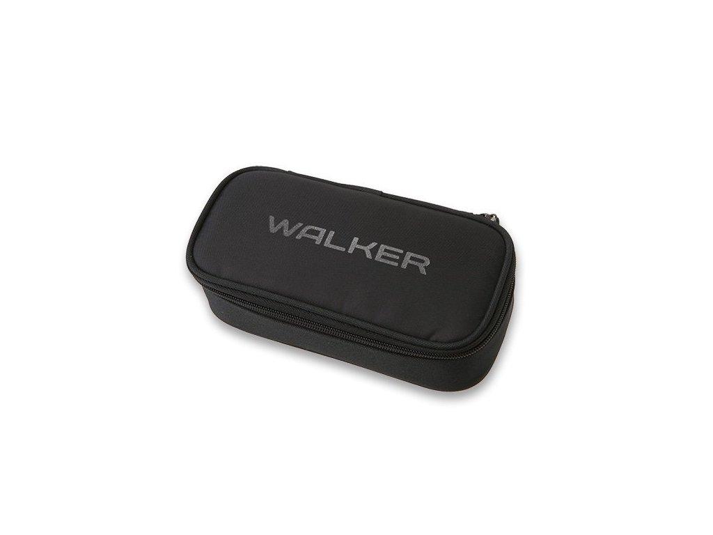Školní penál Walker Decent black