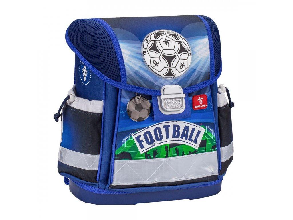 Školní aktovka BelMil - Royal Football