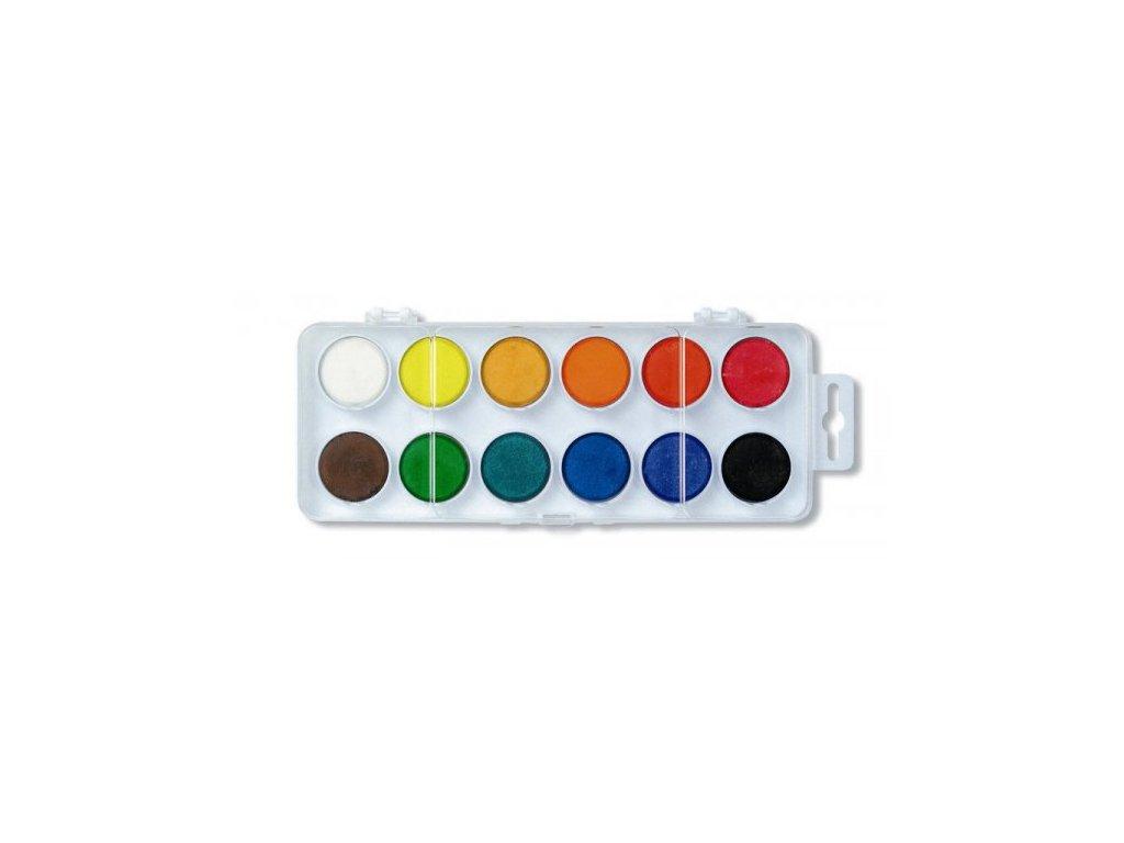 Vodové barvy Kohinoor - velké