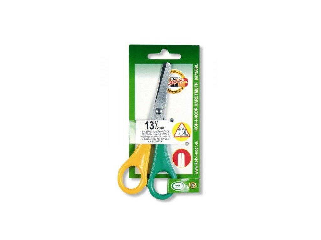 Nůžky dětské pro leváky 13cm
