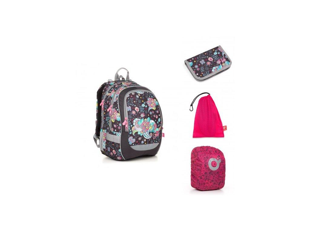 Školní batoh Topgal CODA 18006 G SET LARGE