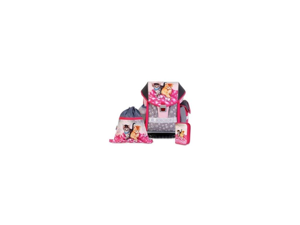 Školní batohový set Emipo ERGO TWO Cats   Mice 3-dílný - www.e ... 44f65d0ed1