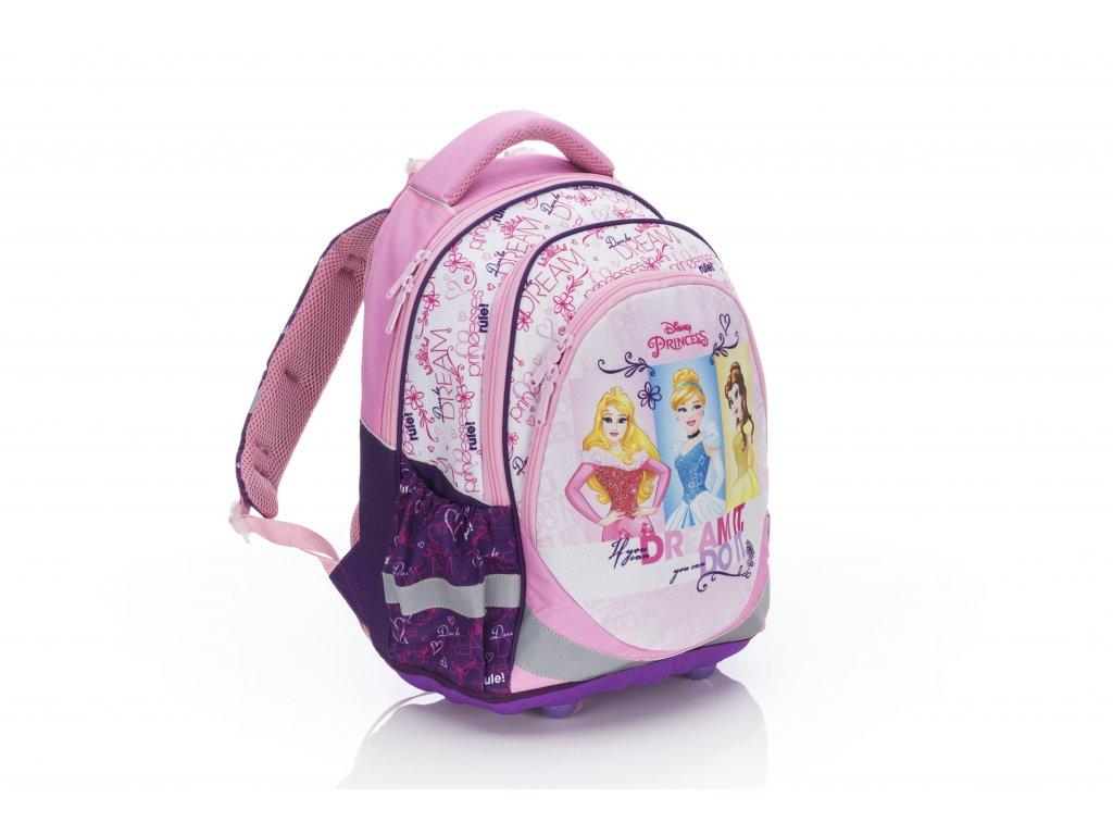 Školní batoh ERGO JUNIOR Princess - www.e-prvnacek.cz 149e0329c4