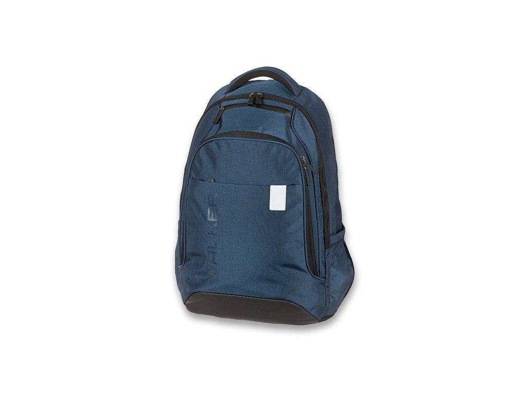 Školní batoh Walker Clerk Decent Dark Blue - www.e-prvnacek.cz 4b7e60e727