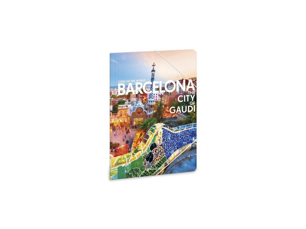 Ars Una Složka na sešity Barcelona A4
