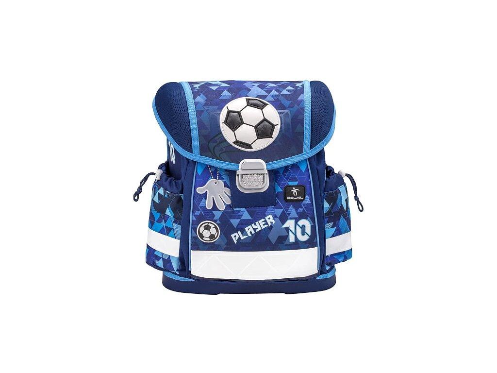 Školní aktovka pro prvňáčka - BelMil Player 2 - Fotbal - www.e ... 32149de51a