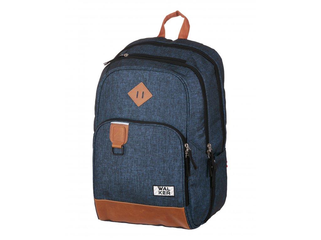 Studentský batoh CONCEPT Blue - www.e-prvnacek.cz fe99fa7270