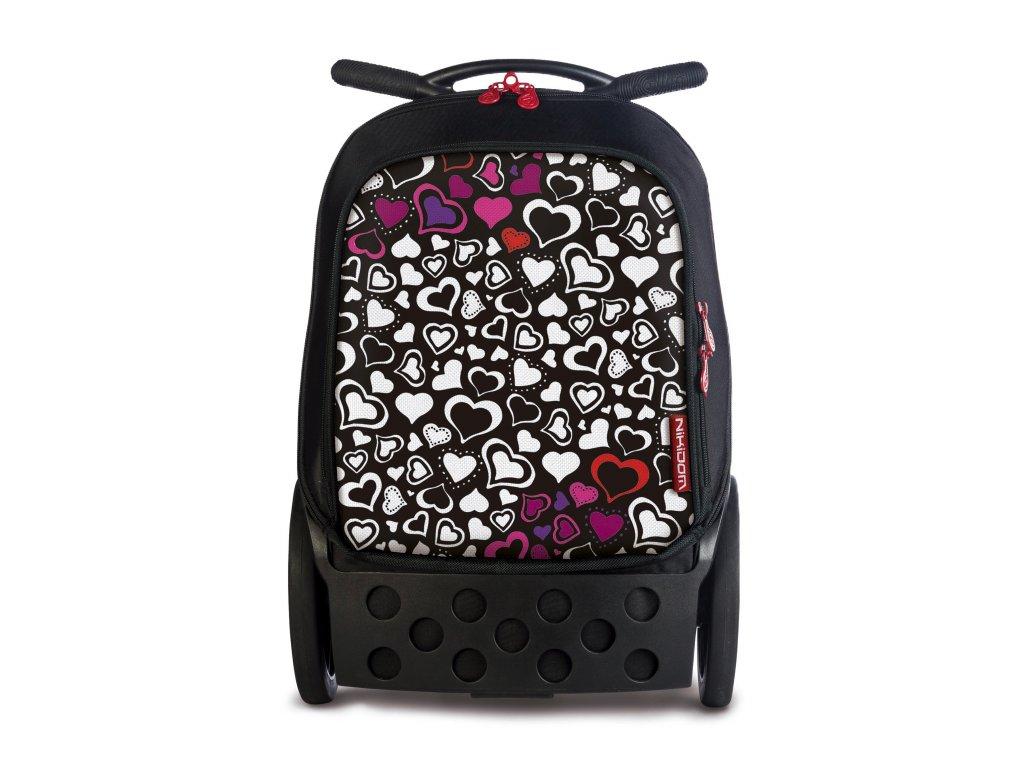 Školní taška na kolečkách Nikidom Roller XL Cuore  gifts DÁREK Sportovní  vak Nikidom Roller f26970ea05