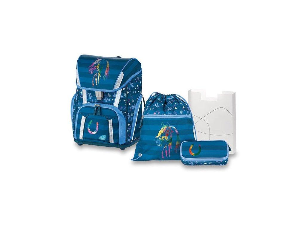 Školní aktovka (batoh) Schneiders Smart Horse s příslušenstvím - www ... 130e3fa4ad