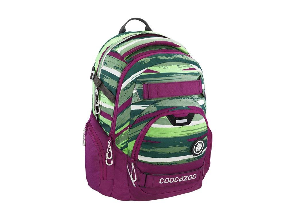 Školní batoh Coocazoo CarryLarry2 - Bartik  + sluchátka hama zdarma