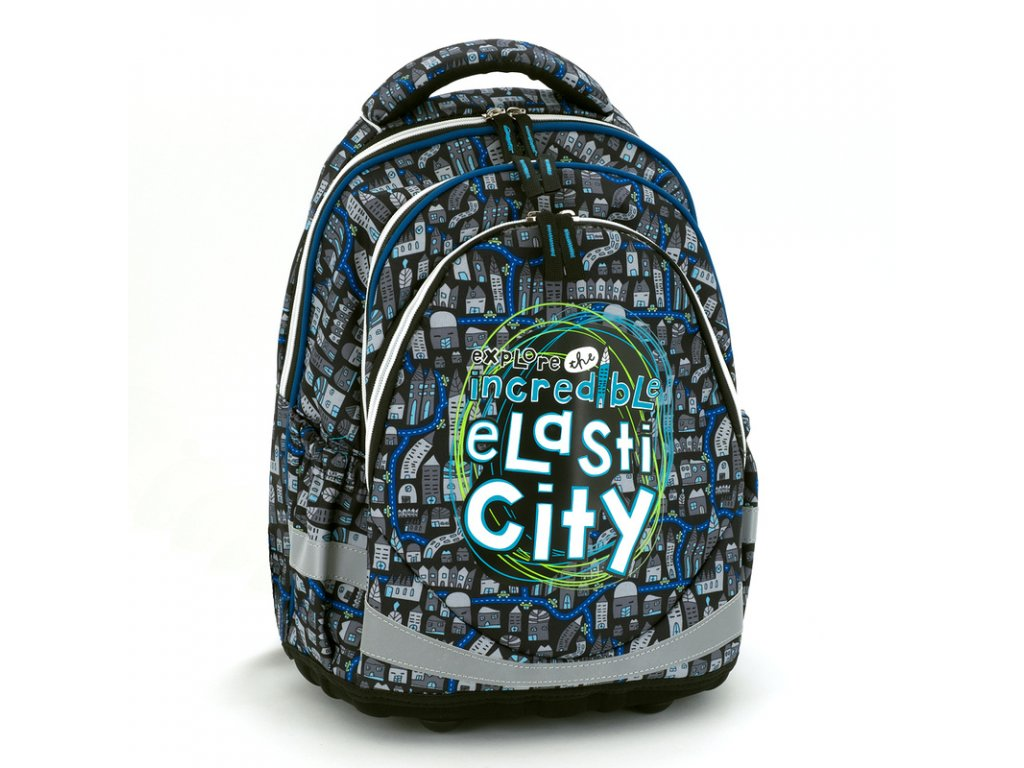 Ars Una Školní batoh Elasti City