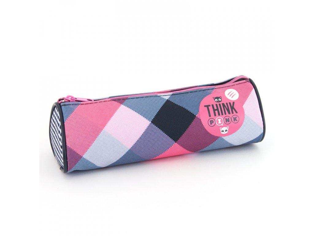 Ars Una Penál Think Pink kočky uzký