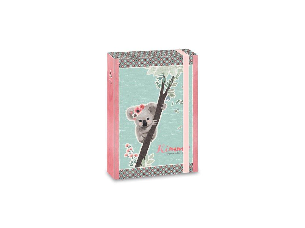 Ars Una Box na sešity A5 - Kimmy