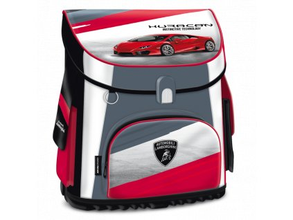 Školní aktovka pro prvňáčky Ars Una - Lamborghini magnetic