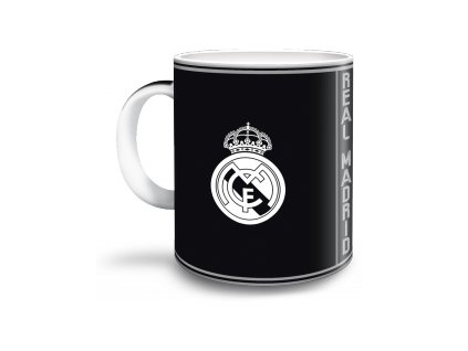 Hrnek Real Madrid black