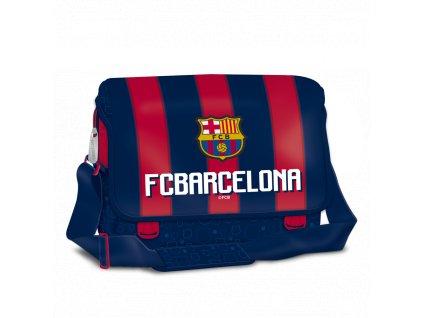 Školní taška přes rameno FC Barcelona