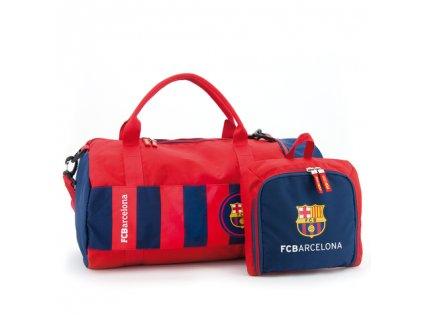Sportovní taška FC Barcelona rozkládací