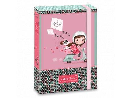 Ars Una Box na sešity Mon Amie 18 A5