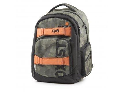 Studentský batoh OXY Style Style Army