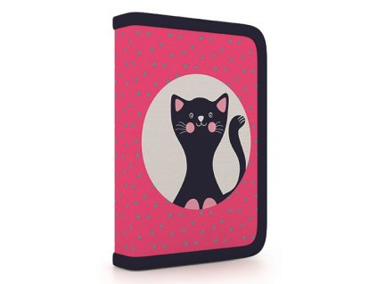 3 04418 karton pp oxy cats18 pencil case 3D front