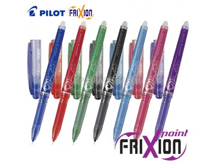 Gumovací pero - FriXion Point - 0,5
