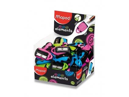 Ořezávátko Maped Elements - 1 otvor