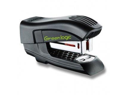 Sešívačka Maped Greenlogic Mini - na 12 nebo 15 listů, mix barev